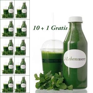 Click to visit Grüne Smoothies Sammelpass: Genießen Sie 10 Smoothies und erhalten Sie den 11. gratis!